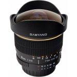 Samyang 8mm f/3,5 Pentax