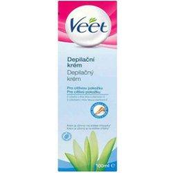Veet Sensitive Aloe Vera & Vitamin E depilační krém 100 ml