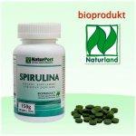 NaturPort Spirulina Bio 150g 750 tbl.