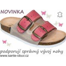 Dětská obuv Santé - Heureka.cz 00a36a3323
