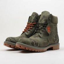 Timberland 6 Inch Premium Fabric Boot dark green ripstop e6df8a0e76e