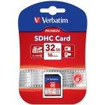 Verbatim SDHC 32GB Class 10 43963
