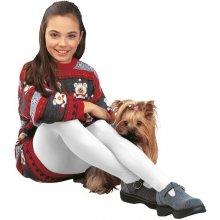 Evona dívčí punčochové kalhoty Terka 111 bílé