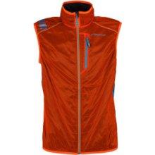 La Sportiva Hustle Vest Men Lava Oranžová vesta 66c538ef107