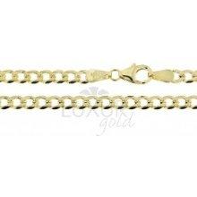 Náramek ze žlutého zlata LUXUR GOLD 3040088
