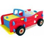 SOLY 3D pěnové puzzle I auto