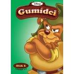Gumídci - 1. série - disk 1 DVD