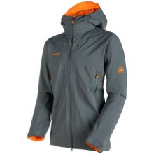 Mammut Ultimate Eisfeld SO Hooded jacket Men Storm a34673ced38