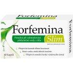 Naturprodukt Forfemina Slim na odvodnění těla a při hubnutí 60 cps.