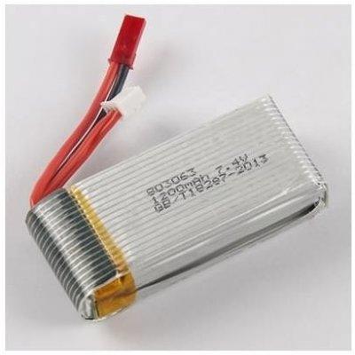 S-Idee Náhradní baterie pro X101 7,4 V 1200 mAh