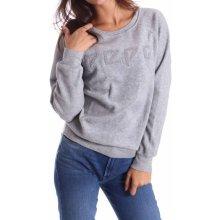8b19bf7348a Pepe Jeans dámská šedá mikina Nana 945
