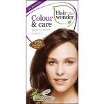 Hairwonder Přírodní dlouhotrvající barva BIO ČOKOLADOVĚ HNĚDÁ 5.35
