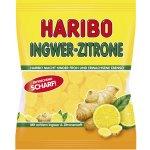 Haribo želatinové bonbony zázvor a citrón 175g