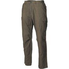 """US bojové kalhoty """"Vietnam"""" Rip Stop olivové M.F.H"""