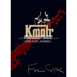 kmotr kolekce - coppolova remasterovaná edice DVD