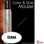 Omeisan Color & Style Mousse tužidlo (černé) 200 ml