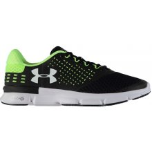 Under Armour Micro G Speed Swift 2 Running Shoes Mens Black/Green