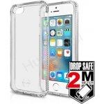 Pouzdro ITSKINS Spectrum gel 2m Drop iPhone 5/5S/SE čiré