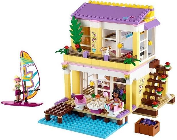 Lego friends 41037 pl ov domek stephanie foto 9 - Lego friends casa de livi ...