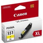 Canon CLI-551Y XL - originální