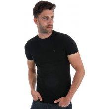 Armani Jeans Crew Neck T Shirt Black