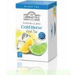 Ahmad Tea Cold Brew Iced Tea Lemon & Lime 20 x 2 g