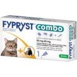 KRKA Fypryst combo spot-on 50/60mg kočka a fretka 1 pip
