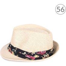 Art of Polo Trilby klobouk s květinovou ozdobou 9ee26533c3