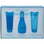Davidoff Cool Water Woman X. EdT 100 ml + tělové mléko 75 ml + sprchový gel 75 ml dárková sada