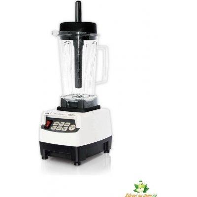 OmniBlend V - profi mixér TM-800 - barva bílá, nádoba 2 litry s 2l nádobou, nože z japonské oceli, 38.000 otáček, výkon 2.238W, + Dárek