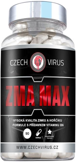 Výsledek obrázku pro Czech Virus ZMA MAX 90 kps.