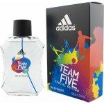 Adidas Team Five toaletní voda pánská 100 ml