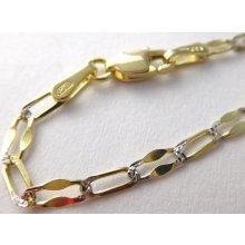 Luxur Gold Náramek ze žlutého zlata 3640026