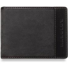 Harold´s černá 1182 pánská peněženka