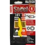 ALTECO Epoxy Steel lepidlo s kovovým plničem 56,7g