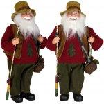 Vánoční figurka - Santa AIKO 45 cm, Euro Trading Euro Trading 4260416042377