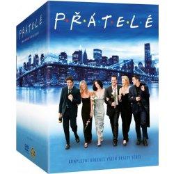 KOLEKCE PŘÁTELÉ 1-10 - Viva balení DVD