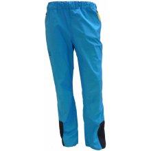 FARAMUGO BARAFKA pánské kalhoty-tyrkys/žlutá