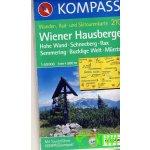 210 Wiener Hausberge mapa 210