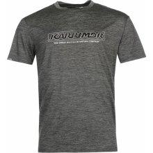Karrimor Merino T Shirt Mens Charcoal Marl