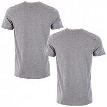 Levis Mens Crew Neck 2 Pack T Shirts Black