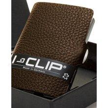 i-Clip Clasic Calf Leather Teak