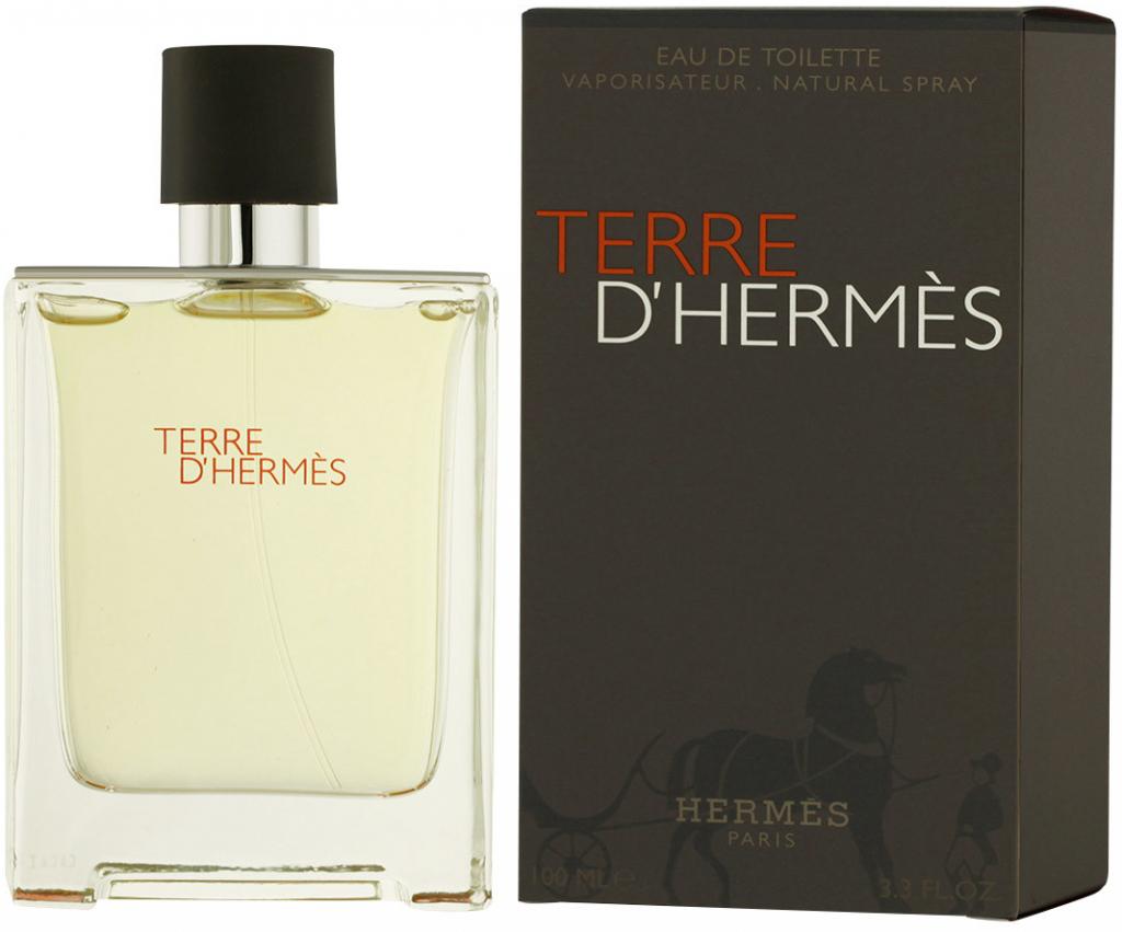 502fa5eeaf Hermès Terre D Hermès toaletní voda pánská 100 ml