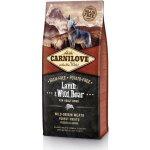 Carnilove Dog Lamb & Wild Board for Adult 12 kg