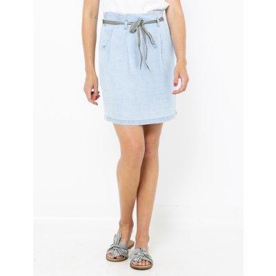 Camaieu sukně světle modrá