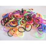 Loops Gumičky Rubber 600 ks mix barev