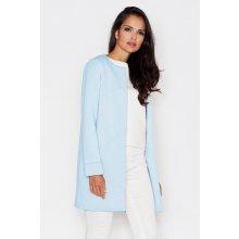 Figl M366 dámský kabátek modrý