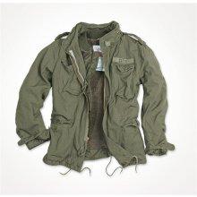 Surplus US M65Regiment olivová kabát