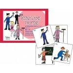 Infra Didaktické karty: Poznáváme profese