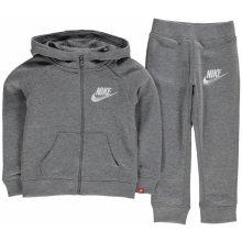 Nike Legacy Hoodie Set Infant Boys Carbon Heather